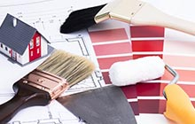 peintre en bâtiment compétences tollens au Vésinet
